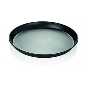 Pizzablech aus Blaublech, Ø oben 31cm, Ø unten 27,5cm | Auslaufartikel (DC)