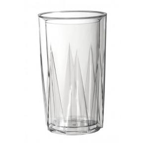 APS Flaschenkühler -CRYSTAL- Ø 13,5 / 10,5 cm, H: 23 cm