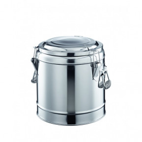 Thermo-Speisenbehälter mit Fallgriffen, 31 ltr.