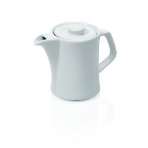 Kaffeekännchen, stapelbar in weiss, Inhalt ca. 0,35 Liter