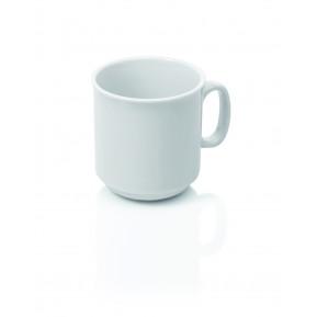 Kaffeebecher 0,3L, Porzellan