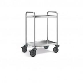 Blanco Servierwagen SW 6 x 4-2, Kunststoffrollen | Lager & Transport/Servier- & Transportwagen/Servierwagen