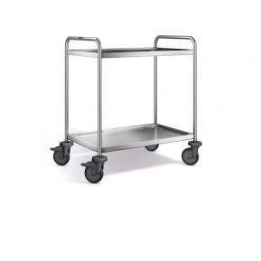 Blanco Servierwagen SW 10 x 6-2, Kunststoffrollen | Lager & Transport/Servier- & Transportwagen/Servierwagen