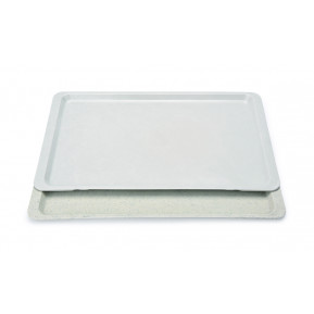 Tablett Polyester GN 1/1 - granit-grau