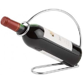 APS Weinflaschenhalter 22 x 6 cm, H: 20,5 cm
