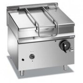 Gas-Kippbratpfanne Dexion Serie 98 - 80 Liter