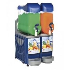 Granita/ Slush-Eis-Maschine 2 x 10 Liter   Kühltechnik/Slush-Ice Maschinen