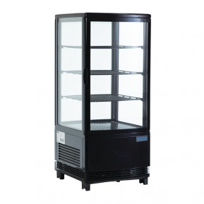 Kühlvitrine ECO 68L weiß