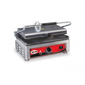 GMG Elektro-Kontaktgrill 45x27 unten glatt, oben gerillt