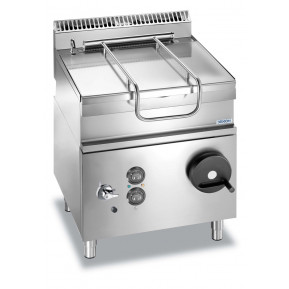 Gas-Kippbratpfanne Dexion Lux 700 - 80/73 60 Liter Kochtechnik/Kippbratpfanne/Gas-Kippbratpfannen