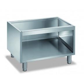 Unterbau Dexion Serie 77 - 70 x 59,5 offen |Kochtechnik/Neutrale Elemente & Untergestelle