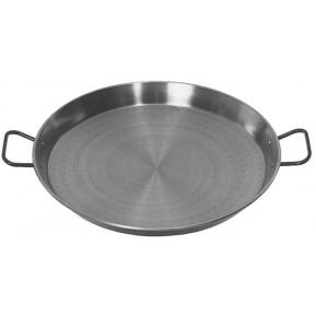 Paellapfanne aus Eisen. Durchmesser: 70cm
