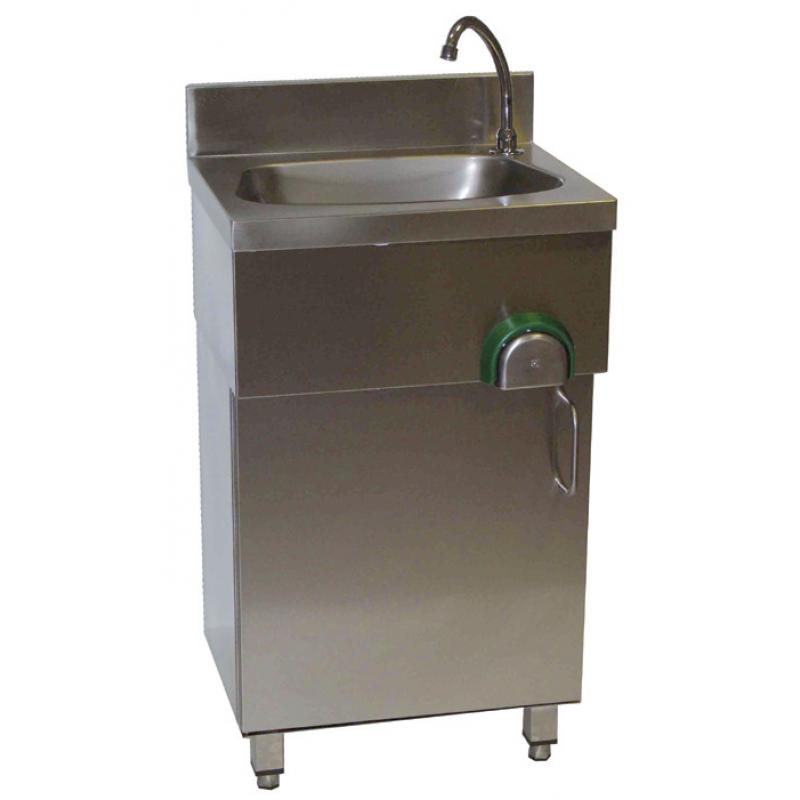 handwaschbecken mit unterschrank eco 8 online shop gastro. Black Bedroom Furniture Sets. Home Design Ideas