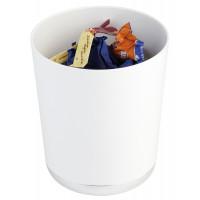 APS Tischreste- / Besteckbehälter weiß Ø 13 cm, H: 15 cm