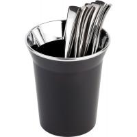 APS Tischreste- / Besteckbehälter Ø 13 cm, H: 15 cm