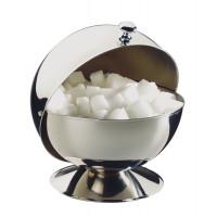 APS Zucker-Kugel mit Rolldeckel  Ø 13,5 cm, H: 15 cm