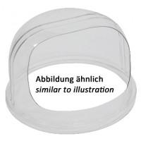 Neumärker Acrylglashaube für Zuckerwattemaschine