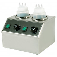 Neumärker Schoko-Creme Wärmer II - 2x 1-Liter-Spezialflasche
