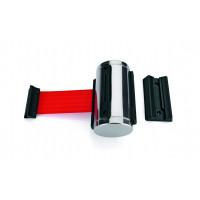 Zuggurt für Wandmontage 300cm rot