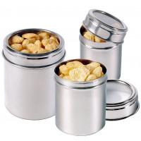 Vorratsdose mit Sichtdeckel 17cm   Lager & Transport/Lebensmittelaufbewahrung/Vorratsbehälter/Vorratsdosen