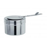 Brennpastenbehälter, Edelstahl, für Chafing Dishes