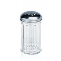 Parmesanstreuer, Inhalt 0,3 Liter, Höhe 14cm, Durchmesser: 7,5cm