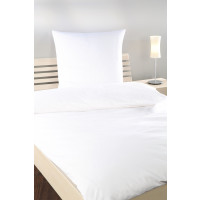 Deckenbezug TB 26 / G11, 100% Baumwolle, mit Hotelverschluss, weiss, 140 x 210 cm + 30 cm HV