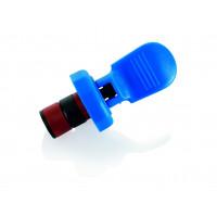 Flaschenverschluss PP, blau