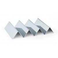 Snackwelle aus Chrom-Nickel-Stahl mit 3 Ablagen, Abmessung 25 cm x 17 cm x 4,5 cm