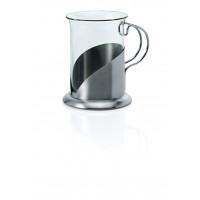 Teeglas mit Halter (neutral), 0.2 Liter