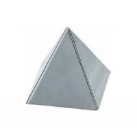 Edelstahl-Pyramidenform, 0,20l