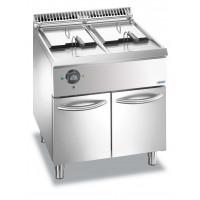 Elektrofritteuse Lux 700 - 13+13 Liter
