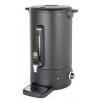 Heissgetränkekocher, Mattschwarz  18 Liter