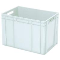 Euro-Stapelbehälter 600x400 mm, weiss -  420 mm
