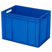 Euro-Stapelbehälter 600x400 mm, blau -  420 mm