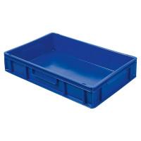 Euro-Stapelbehälter 600x400 mm, blau -  120 mm