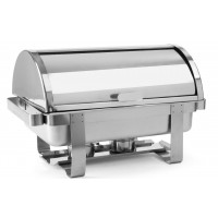 Chafing Dish Rolltop- Rental-Top- GN 1/1- 100 mm