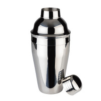 "APS Shaker ""CLASSIC"" - Edelstahl hochglanz Silber klein"