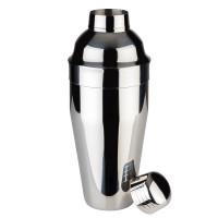 """APS Shaker """"CLASSIC"""" - Edelstahl hochglanz Silber gross"""