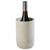 APS Flaschenkühler -ELEMENT- Masse: Aussen Ø 12 cm x H: 19 cm, für 0,7 - 1,5 Liter Flaschen