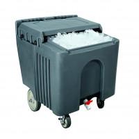 Ice-Caddy, Premium-Qualität, 110l, dunkelgrau | Lager & Transport/Servier- & Transportwagen/Icecaddies