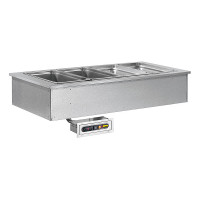 Nordcap Bain-Marie SOUL-RED 2/1