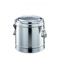 Thermo-Speisenbehälter mit Fallgriffen, 11 ltr.