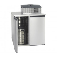 Fasskühler FK 4-XL PLUS 1080x1090x1050mm | Kühltechnik/Fasskühler