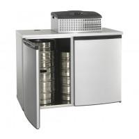 Fasskühler FK 3-R-XL PLUS 1485x825x1050mm | Kühltechnik/Fasskühler