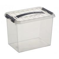 Klarsichtbehälter mit Deckel 300x200 mm - 220 mm | Lager & Transport/Lagerausstattung/Lager- & Transportbehälter