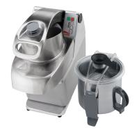 Dito Sama Kombigerät Kutter/Gemüseschneider - 4,5 Liter Edelstahlkessel | Vorbereitungsgeräte/Gemüseschneider