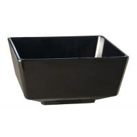 APS Schale -FLOAT-  schwarz,  12,5 x 12,5 cm, H: 6 cm, 0,5 L
