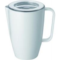 APS Kanne inklusive Deckel Ø 14 cm, H: 21 cm, 2 Liter