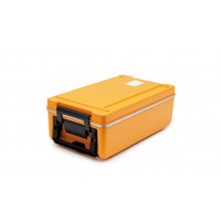 Rieber Thermobox 11,7 Liter Toplader, orange